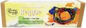 Reggae - Pretty Twisted Headphone Wrap DIY Kit W/Earphones