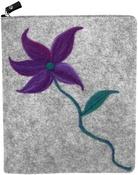 Wildflower Tablet Case - Pretty Twisted Needle Felting DIY Kit