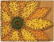 Spring Flower - Pretty Twisted String Art DIY Kit