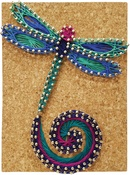 Dancing Dragonfly - Pretty Twisted String Art DIY Kit