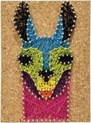 No Drama Llama - Pretty Twisted String Art DIY Kit