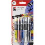 Primary  - Marabu Creative Art Crayon Set 5/Pkg
