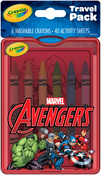 Crayola Avengers Travel Pack