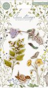 Wildflower Meadow - Wild Flowers - Craft Consortium A5 Clear Stamps