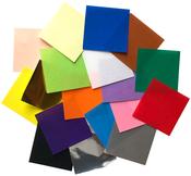 "Assorted Colors - Origami Paper 1.625""X1.625"" 500/Pkg"