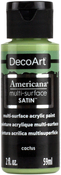 Cactus - Americana Multi-Surface Satin Acrylic Paint 2oz