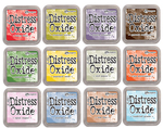 Release 4 Tim Holtz Distress Oxides Ink Pad Bundle - PRE ORDER
