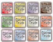 Release 4 Tim Holtz Distress Oxides Ink Pad Bundle