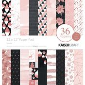 Sparkle 12 x 12 Specialty Paper Pad - KaiserCraft - PRE ORDER