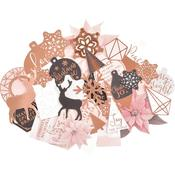 Sparkle Clear Collectables Cardstock Die-Cuts - KaiserCraft