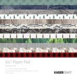"""Mountain Air 6.5"""" x 6.5"""" Paper Pad - KaiserCraft - PRE ORDER"""