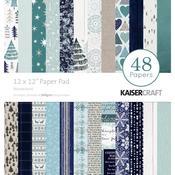 Wonderland Kaisercraft Paper Pad