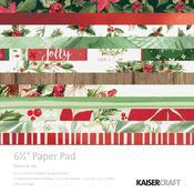 Peace & Joy 6 x 6 Paper Pad - KaiserCraft