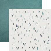 Snow Scene Paper - Wonderland - Kaisercraft