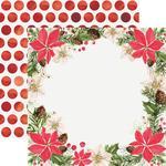 Festivity Paper - Peace & Joy - KaiserCraft