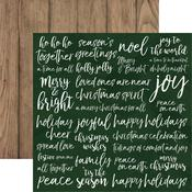Delight Paper - Peace & Joy - KaiserCraft