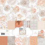 Peachy Paper Pack - KaiserCraft