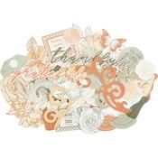 Peachy Collectables Cardstock Die-Cuts - KaiserCraft
