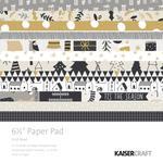 First Noel Paper Pad - 6.5 x6.5 - Kaisercraft