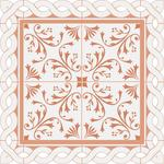 Ceramic Die-cut Cardstock - Peachy - KaiserCraft