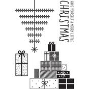 Clear Stamps - First Noel - Kaisercraft - PRE ORDER