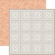 Taupe Paper - Peachy - KaiserCraft - PRE ORDER