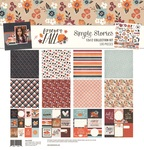 Collection Kit - Forever Fall - Simple Stories - PRE ORDER