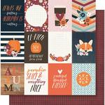 Forever Fall 3x4 Elements - Simple Stories - PRE ORDER
