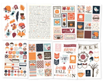 4x6 Sticker - Forever Fall - Simple Stories