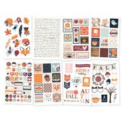 4x6 Sticker - Forever Fall - Simple Stories - PRE ORDER