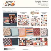 Collector's Essential Kit - Forever Fall - Simple Stories