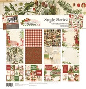 Collection Kit - Simple Vintage Christmas - Simple Stories