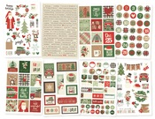 Merry & Bright Sticker Book - Simple Stories