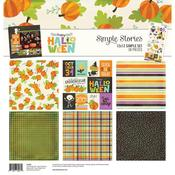 Happy Halloween Simple Sets Collection Kit - Simple Stories