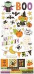 Happy Halloween Cardstock Stickers - Simple Stories - PRE ORDER
