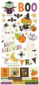 Happy Halloween Cardstock Stickers - Simple Stories