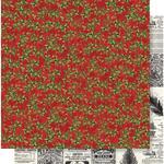 Deck the Halls Paper - Simple Vintage Christmas - Simple Stories - PRE ORDER