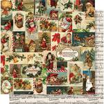 Jolly Holidays Paper - Simple Vintage Christmas - Simple Stories