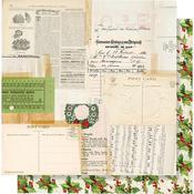 Tis the Season Paper - Simple Vintage Christmas - Simple Stories