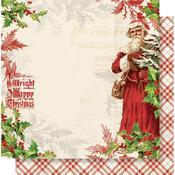 Dear Santa Paper - Simple Vintage Christmas - Simple Stories