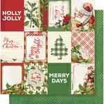 3x4 Elements Paper - Simple Vintage Christmas - Simple Stories