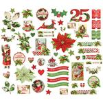Bits & Pieces Die-Cuts - Simple Vintage Christmas - Simple Stories