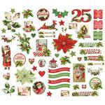 Bits & Pieces Die-Cuts - Simple Vintage Christmas - Simple Stories