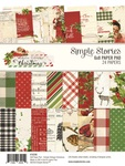 6x8 Pad - Simple Vintage Christmas - Simple Stories