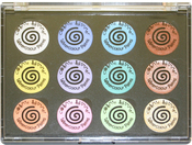 Perfect Pastels - Cosmic Shimmer Iridescent Watercolor Palette Set 8