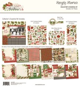Collector's Essential Kit - Simple Vintage Christmas - Simple Stories