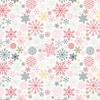 Flurries Paper - Freezin Season - Simple Stories