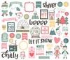 Freezin Season Bits & Pieces - Simple Stories