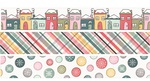 Freezin Season Washi Tape - Simple Stories