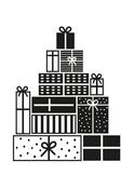 """Gifts - Kaisercraft Embossing Folder 4""""X6"""""""